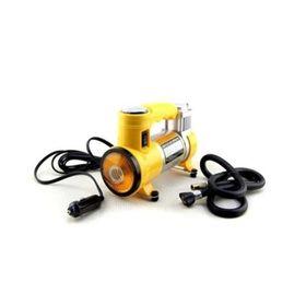 Ηλεκτρική Τρόμπα Αυτοκινήτου με Μανόμετρο και Λειτουργία Φακού Cyclone AC PRO (Αξεσουάρ αυτοκινήτου)