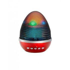 Μίνι Ηχείο HiFi Bluetooth με Πολύχρωμο Φωτισμό LED WS-1802 (Ήχος & Εικόνα)