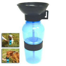 Μπουκάλι-Ποτίστρα Νερού για Σκύλους 500 ml (Φροντίδα κατοικιδίου)