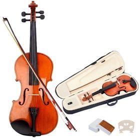 Κλασικό Βιολί 4/4 με Δοξάρι και Θήκη Μεταφοράς (Hobbies & Sports)