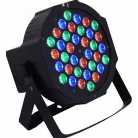 Φωτορυθμικό DJ 36x LED Slim Par Stage Light-Προβολέας RGB (Ήχος & Εικόνα)