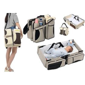 Τσάντα - Βρεφικό Κρεβατάκι 3 σε 1 (Παιδί)