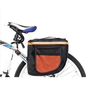 Αδιάβροχη Διπλή Τσάντα Σχάρας Ποδηλάτου με 4 Θέσεις (Hobbies & Sports)