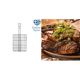 Ανοξείδωτη Σχάρα Ψησίματος INOX 18/10 (Αξεσουάρ BBQ)