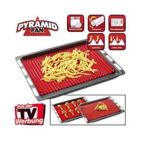 Αντικολλητική Eπιφάνεια Ψησίματος που Μειώνει τα Λίπη - Pyramid Pan (Κουζίνα )