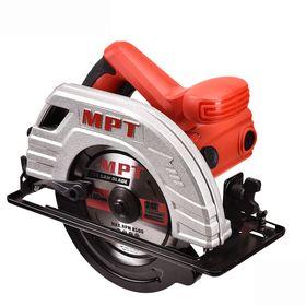 Επαγγελματικό Ηλεκτρικό Δισκοπρίονο 1380W- MPT MCS1803 (Εργαλεία)