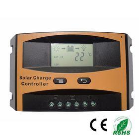Ψηφιακός Ρυθμιστής Φόρτισης PWM με LCD Οθόνη - LD2410C (Ανανεώσιμες πηγές ενέργειας)