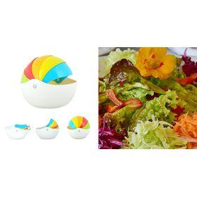 Πολυλειτουργικό Πτυσσόμενο Μπωλ σε Σχήμα Μπάλας – Candy Box (Κουζίνα )