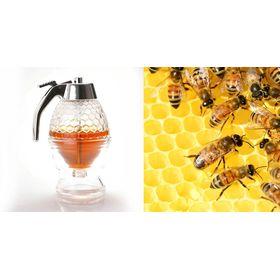 Πρακτικός Διανεμητής Μελιού – Honey Dispenser (Κουζίνα )