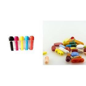 Πρωτότυπος Οργανωτής Χαπιών με Μπουκάλι 600ml (Υγεία & Ευεξία)
