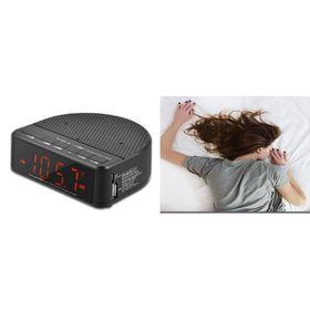 Ραδιορολόι Ξυπνητήρι και Ηχείο Bluetooth – BC01 (Ρολόγια)