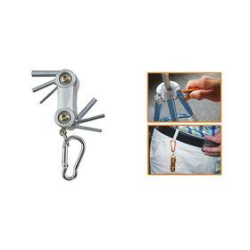 Σετ Κλειδιών Άλλεν 6 Τεμαχίων Μπρελόκ (Εργαλεία)