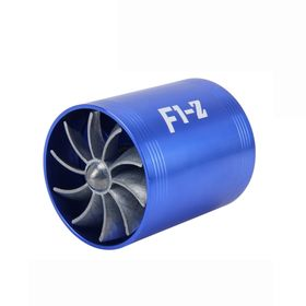 Συμπιεστής Αέρος Αυτοκινήτου Διπλού Έλικα για την Εξοικονόμηση Καυσίμου – Power Launcher F1-Z (Αξεσουάρ αυτοκινήτου)