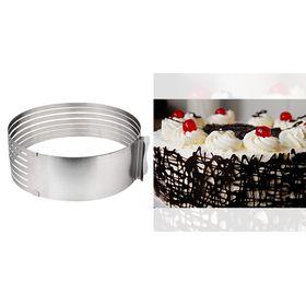 Τσέρκι για Παντεσπάνι – Cake Layered Device (Κουζίνα )