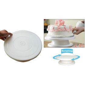 Περιστρεφόμενη Βάση Τούρτας 28cm - Cake Baking Tool (Κουζίνα )