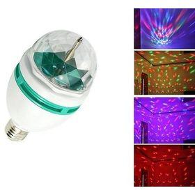 Πολύχρωμη Λάμπα Led για Πάρτυ - PARTY LAMP (Φωτισμός)