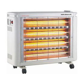 Θερμάστρα χαλαζία 2400W (Ψύξη - Θέρμανση)