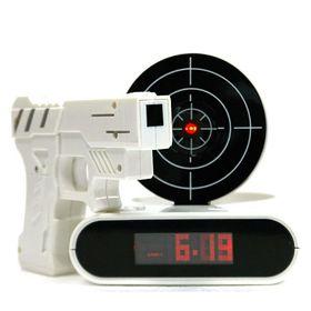 Ρολόι Ξυπνητήρι Στόχος Gun O'Clock (Ρολόγια)