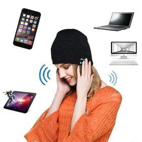 Σκουφάκι με Bluetooth Ενσωματωμένα Ακουστικά & Μικρόφωνο (Μόδα)