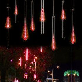 Εντυπωσιακός Διακοσμητικός Κόκκινος Φωτισμός LED Βροχή – SMD Led Shower (Εποχιακά)