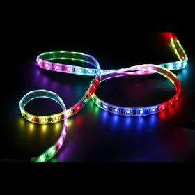 Αδιάβροχος Χριστουγεννιάτικος Πολύχρωμος Φωτοσωλήνας LED RGB 10 Μέτρα με Ενσύρματο Χειριστήριο (Εποχιακά)
