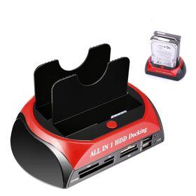 Βάση Σύνδεσης Σκληρών Δίσκων SATA και IDE σε USB 3.0 και eSATA - All in One HDD Docking (Αξεσουάρ Η/Υ)