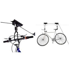 Βάση Στήριξης Ποδηλάτου για το Ταβάνι – Horusdy Bicycle Lift (Hobbies & Sports)