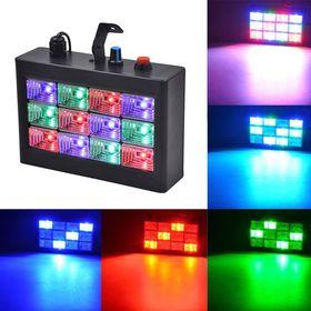 Φωτορυθμικό Disco Light- Led Room Strobe 12 (Ήχος & Εικόνα)