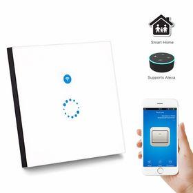 Έξυπνος Διακόπτης Τοίχου Αφής και WiFi – Sonoff Touch (Ηλεκτρολογικά - Υδραυλικά)