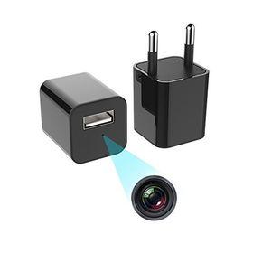 Έξυπνος Φορτιστής Κάμερα με Αισθητήρα Κίνησης 2 σε 1 (Ασφάλεια & Παρακολούθηση)