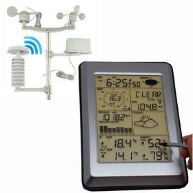 Επαγγελματικός Ασύρματος Μετεωρολογικός Σταθμός με Σύνδεση Η/Υ-WA1091 (Τεχνολογία )