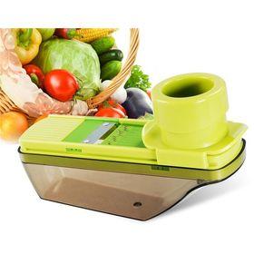 Μικρός Τρίφτης / Κόφτης Λαχανικών με Δοχείο - Compact Grater (Κουζίνα )