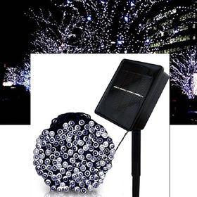 Ηλιακά Χριστουγεννιάτικα 200 Λαμπάκια LED Εξωτερικού Χώρου – Solar Twist Lights (Εποχιακά)