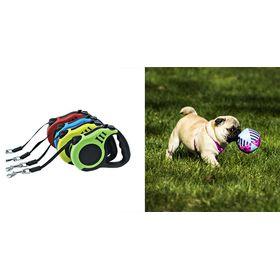 Λουράκι Οδηγός Σκύλων με Επαναφορά 5 Μέτρα (Φροντίδα κατοικιδίου)