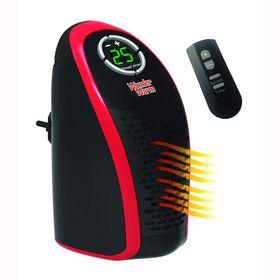 Μίνι Φορητό Αερόθερμο 400W με Τηλεχειριστήριο (Ψύξη - Θέρμανση)