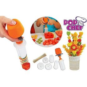 Σετ Διακόσμησης Φρούτων και Γλυκών - Pop chef (Κουζίνα )