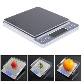 Ζυγαριά ακριβείας με ψηφιακό πίνακα 0,01gr - 500gr (Κουζίνα )