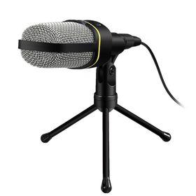 Πυκνωτικό Μικρόφωνο Ηχογραφήσεων με Τρίποδο για Υπολογιστή (Αξεσουάρ Η/Υ)