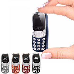 Utra Mini Δίκαρτο Κινητό Τηλέφωνο με Bluetooth και MP3 Player (Κινητά & Αξεσουάρ)