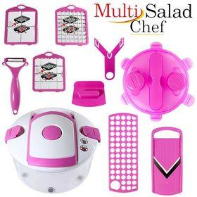 Πολυκόφτης και Δοχείο για Σαλάτες - Multi Salad Chef (Κουζίνα )