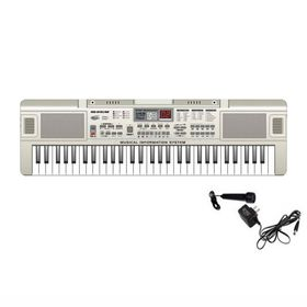 Αρμόνιο - Synthesizer 61 πλήκτρων με USB Mp3 Player & μικρόφωνο KARAOKE - Electronic Digital Keyboard (Hobbies & Sports)