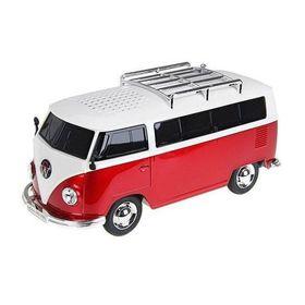 Φορητό Ηχείο USB/SD, Ραδιόφωνο VW VAN WS-266 (Ήχος & Εικόνα)