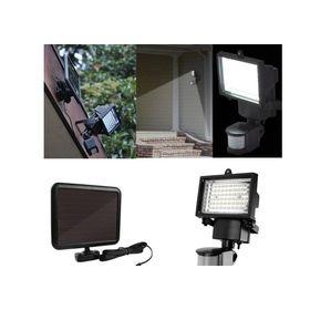 Ηλιακός Προβολέας  με 60 LED και Ανιχνευτή Κίνησης - Solar Security Light (Φωτισμός)