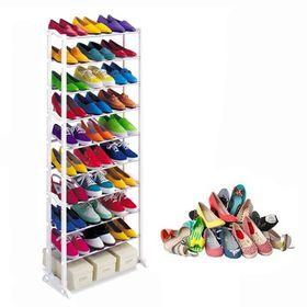Stand αποθήκευσης 30 ζευγαριών παπουτσιών - Shoe Rack (Οργάνωση σπιτιού)