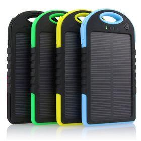 Ηλιακός φορτιστής συσκευών - Solar power bank 5000 mah (Κινητά & Αξεσουάρ)