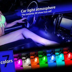 Led Φωτισμού Ατμόσφαιρας Αυτοκινήτου Με Remote Control (Αυτοκίνητο - Μηχανή - Σκάφος)