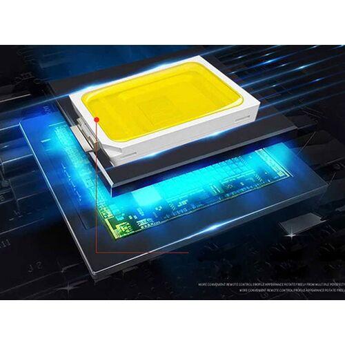 Ηλιακό Φωτιστικό Εξωτερικών Χώρων με Τηλεκοντρόλ 30W OEM (Φωτισμός)