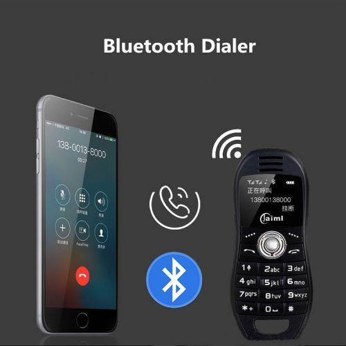 Μίνι Κινητό Τηλέφωνο σε Σχήμα Κλειδιού Αυτοκινήτου OEM (Κινητά & Αξεσουάρ)