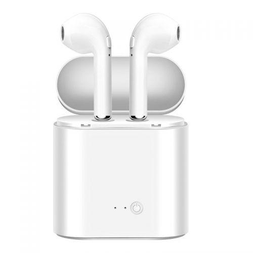 Ασύρματα Ακουστικά Bluetooth Τύπου i7s OEM (Κινητά & Αξεσουάρ)
