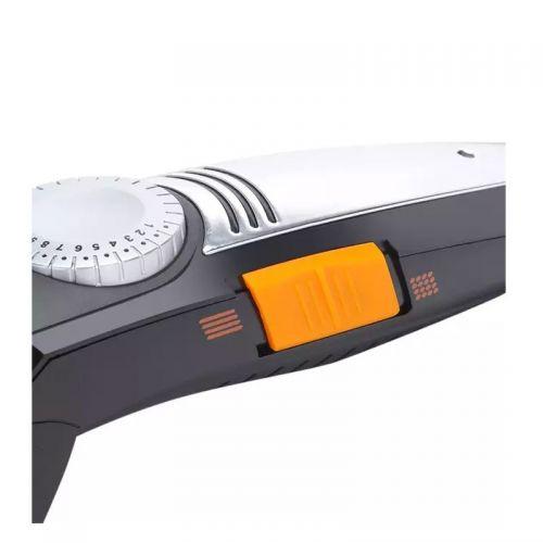 Επαναφορτιζόμενη Ηλεκτρική Ξυριστική Μηχανή και Trimmer Kemei KM-819 (Ομορφιά)